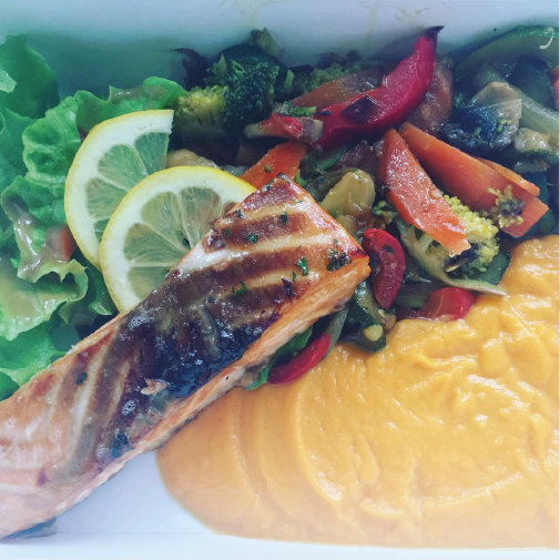 plat de jour poisson